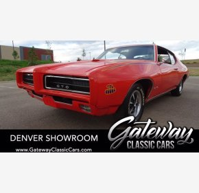 1969 Pontiac GTO for sale 101362470