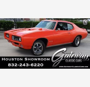 1969 Pontiac GTO for sale 101387198