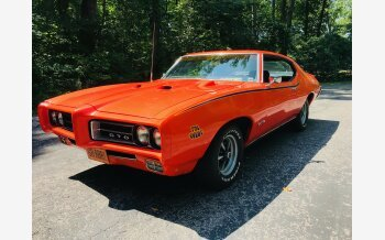 1969 Pontiac GTO for sale 101388064