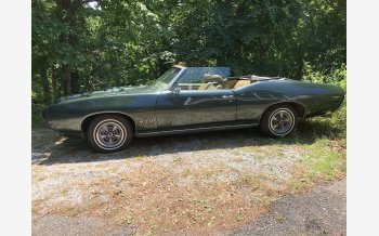 1969 Pontiac GTO for sale 101395419