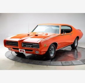 1969 Pontiac GTO for sale 101413518
