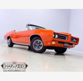 1969 Pontiac GTO for sale 101414351