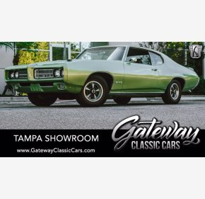 1969 Pontiac GTO for sale 101414781