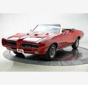 1969 Pontiac GTO for sale 101425316
