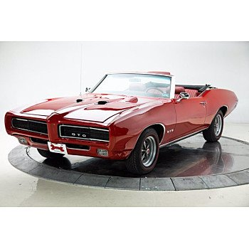 1969 Pontiac GTO for sale 101425316