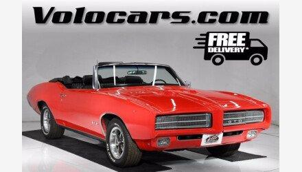 1969 Pontiac GTO for sale 101430971