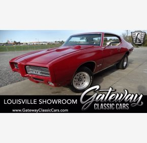 1969 Pontiac GTO for sale 101435133