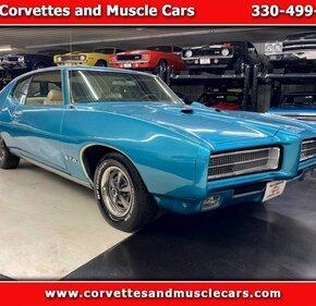 1969 Pontiac GTO for sale 101436593