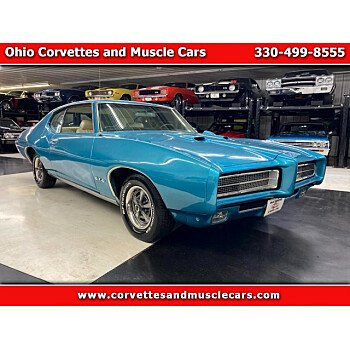 1969 Pontiac GTO for sale 101436593