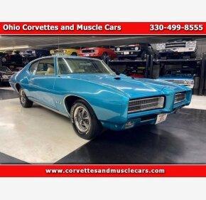 1969 Pontiac GTO for sale 101437712