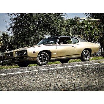1969 Pontiac GTO for sale 101440235