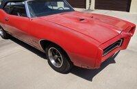 1969 Pontiac GTO for sale 101443902