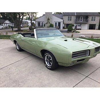 1969 Pontiac GTO for sale 101451626