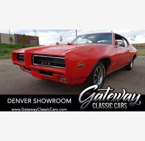 1969 Pontiac GTO for sale 101466238