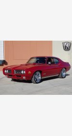1969 Pontiac GTO for sale 101468887