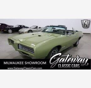 1969 Pontiac GTO for sale 101477319