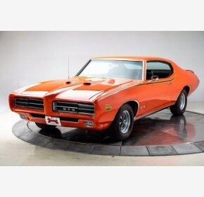 1969 Pontiac GTO for sale 101478575