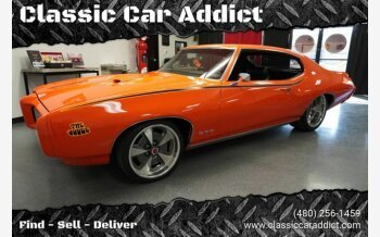 1969 Pontiac GTO for sale 101479636