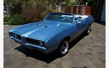 1969 Pontiac GTO for sale 101550699