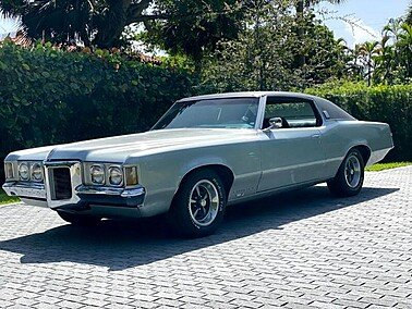 1969 Pontiac Grand Prix Coupe for sale 101381618