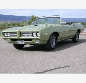 1969 Pontiac Le Mans for sale 101264420