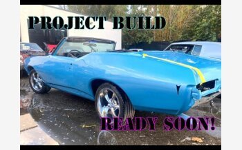 1969 Pontiac Le Mans for sale 101396071