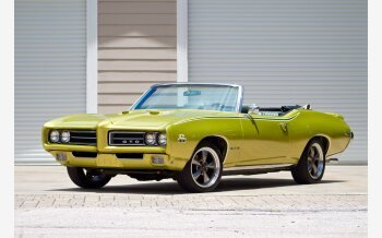 1969 Pontiac Le Mans for sale 101182454