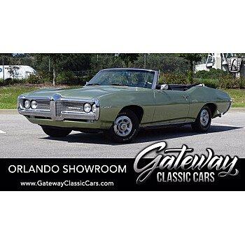 1969 Pontiac Tempest for sale 101393471
