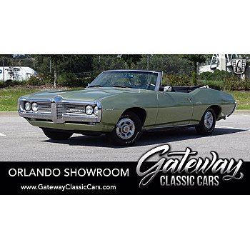 1969 Pontiac Tempest for sale 101485445