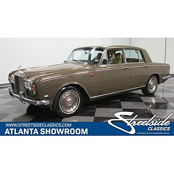 1969 Rolls-Royce Silver Shadow for sale 101117103