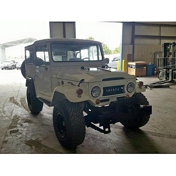 1969 Toyota Land Cruiser for sale 101124061