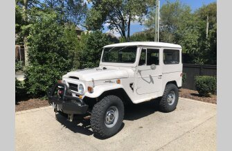 1969 Toyota Land Cruiser for sale 101226326