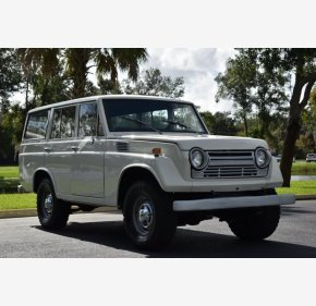 1969 Toyota Land Cruiser for sale 101352178