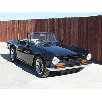 1969 Triumph TR6 for sale 100722371