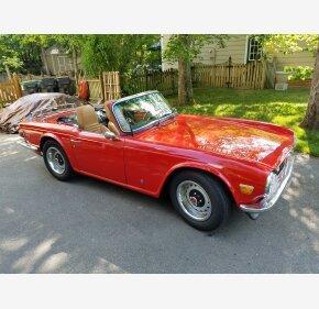 1969 Triumph TR6 for sale 101148825