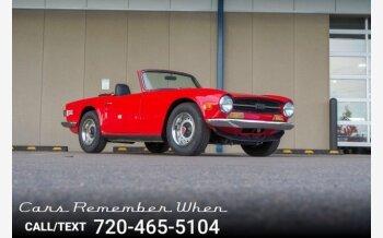 1969 Triumph TR6 for sale 101251643