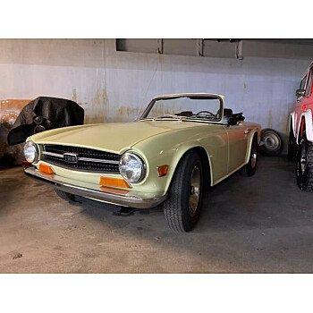 1969 Triumph TR6 for sale 101393737