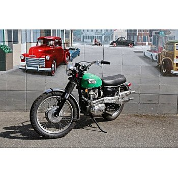 1969 Triumph Trophy 500 for sale 200667839