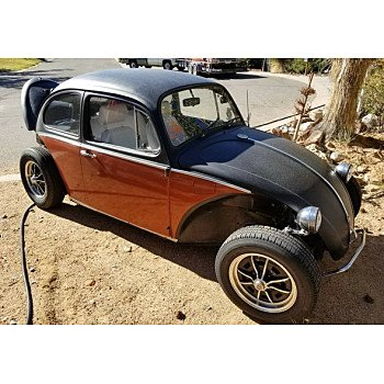 1969 Volkswagen Beetle for sale 100921892