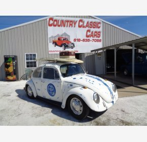 1969 Volkswagen Beetle for sale 100987259