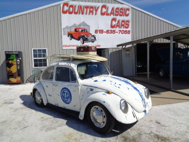 1969 Volkswagen Beetle Classics For Sale Classics On Autotrader