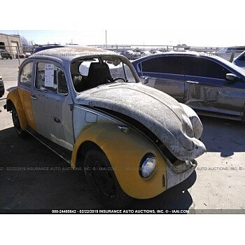 1969 Volkswagen Beetle for sale 101114250
