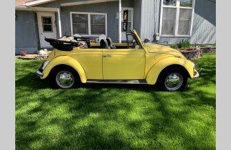 1969 Volkswagen Beetle Convertible for sale 101332198