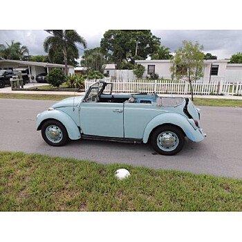 1969 Volkswagen Beetle Convertible for sale 101530660