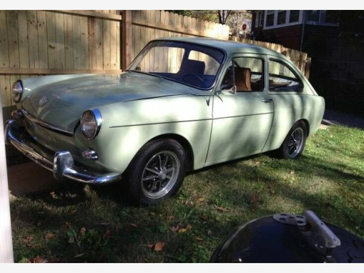 1969 Volkswagen Fastback for sale near Woodland Hills