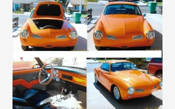1969 Volkswagen Karmann-Ghia for sale 101121548