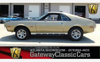 1970 AMC AMX for sale 101003891