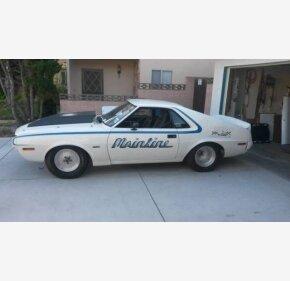 1970 AMC AMX for sale 101264626