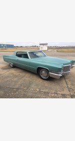 1970 Cadillac De Ville for sale 100743341