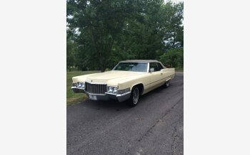 1970 Cadillac De Ville for sale 101091240